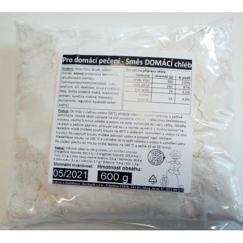 * Směs na chléb domácí (bal.600 g)
