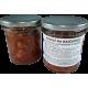 TRHANé hovězí na rajčatech se sušeným parmezánem a bazalkou