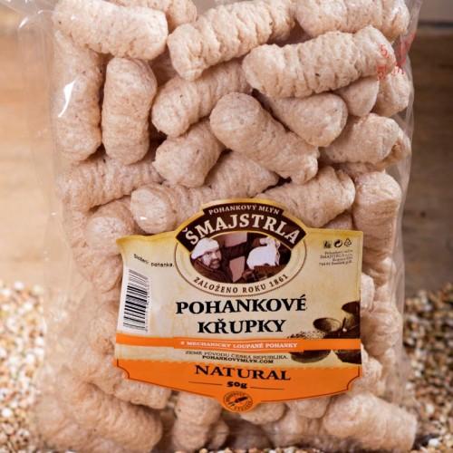 Pohankové křupky natural, 50 g
