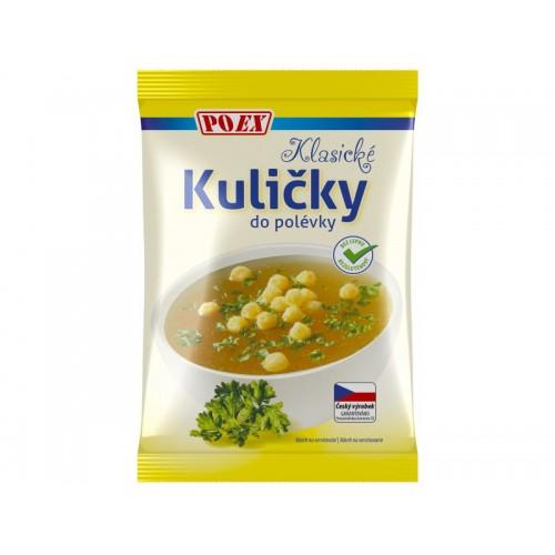 Kuličky do polévky klasické, 50 g
