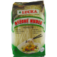 Rýžové těstoviny LUCKA nudle vlasové, 240 g