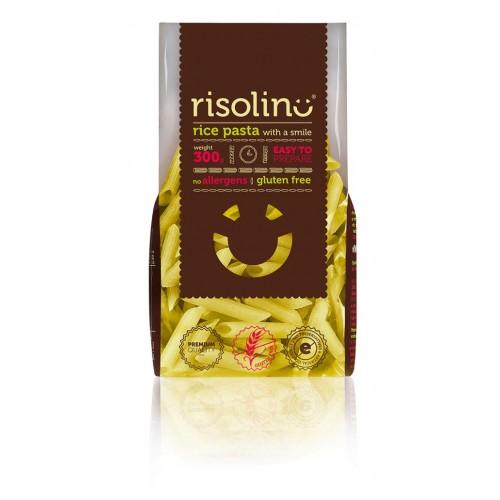 Rýžové těstoviny RISOLINO Penne 300g
