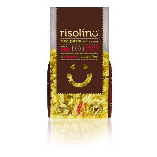 Rýžové těstoviny RISOLINO vřetena, 300 g