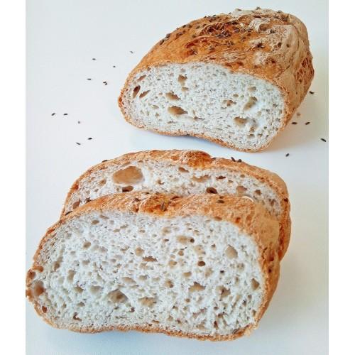 Chlebík ošatkový balený, 330 g
