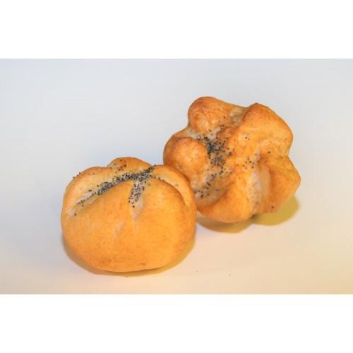 Kaiserka sypaná mákem balená, 2 x 42 g