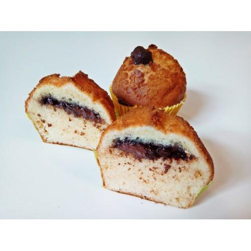 Muffin piškot s nugátem, balený, 2 x 85 g | min. trv. 21 dnůů