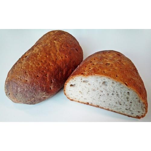 Chléb konzumní balený ve smršťovací fólii, 500 g