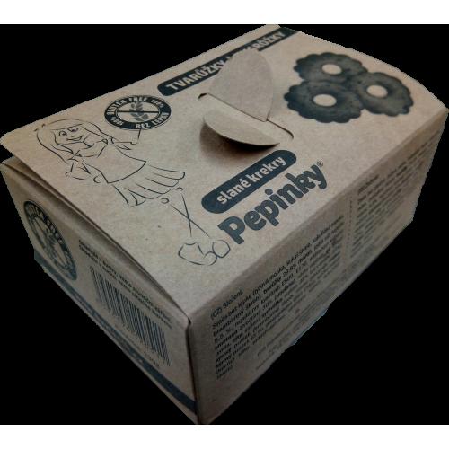 Pepinky tvarôžky krekry bez gluténu